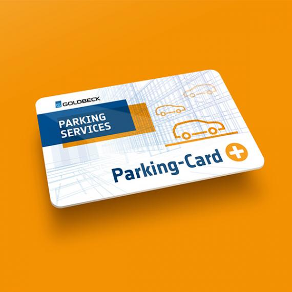 Parking Card Plus